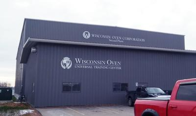 Wisconsin Oven plant exterior