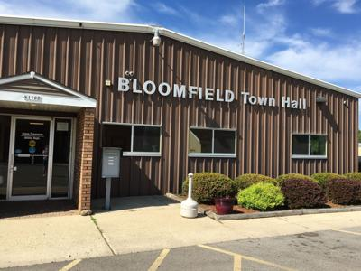 Bloomfield town hall file photo