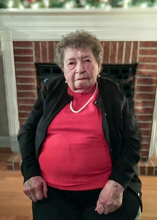 BettyAnn Kronwall