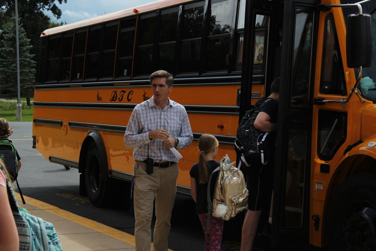 New Principal Brings Passion To Job At Brookwood Middle