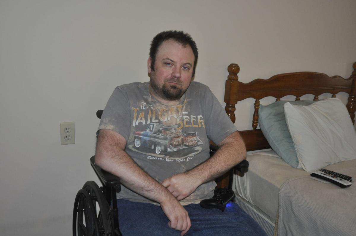 Neil Ahler multiple sclerosis patient in marijuana case