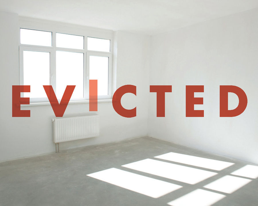 Eviction in Racine logo