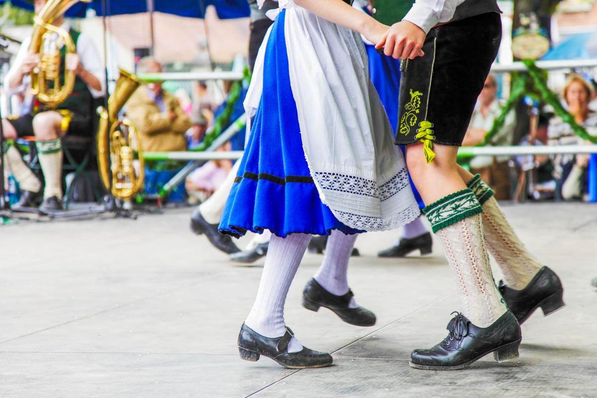 German dancing