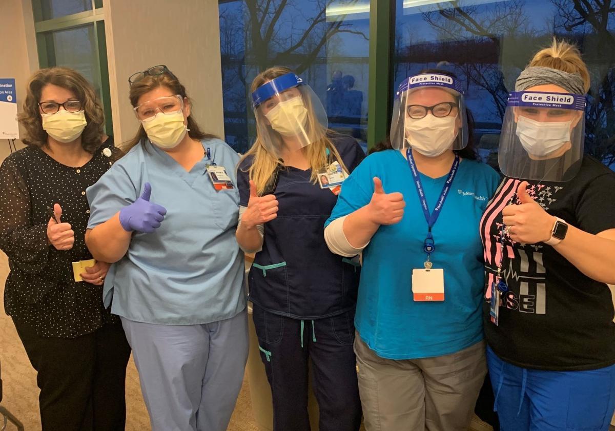 Nurses on call to help