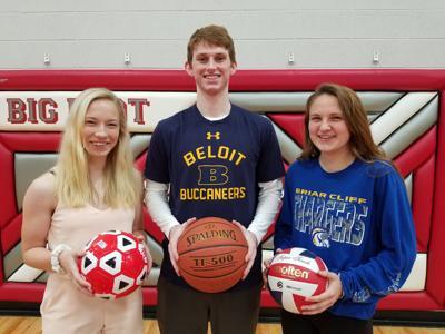 Big Foot seniors continue careers at college