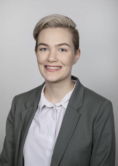 Megan Bahr_ Board of Trustees as the Student Trustee August 2021