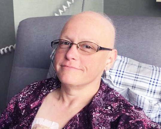 Brenda Warrenburg cancer survivor Delavan