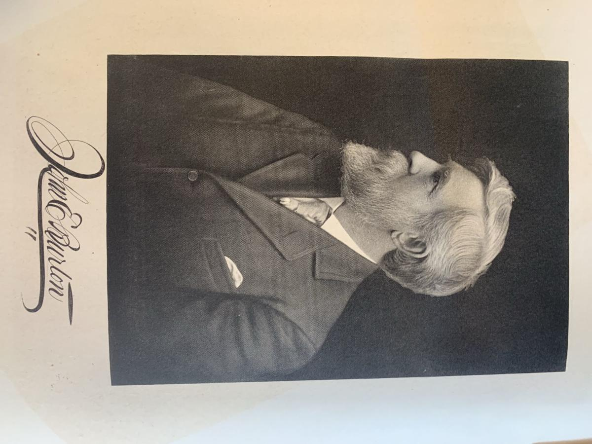 John E. Burton