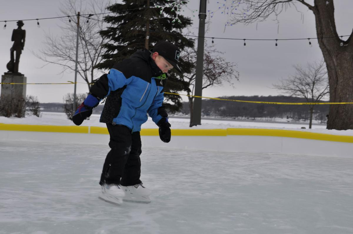 The Lake Geneva Business Improvement District plans to install ice skating rink