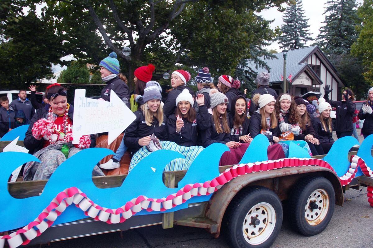 Badger parade