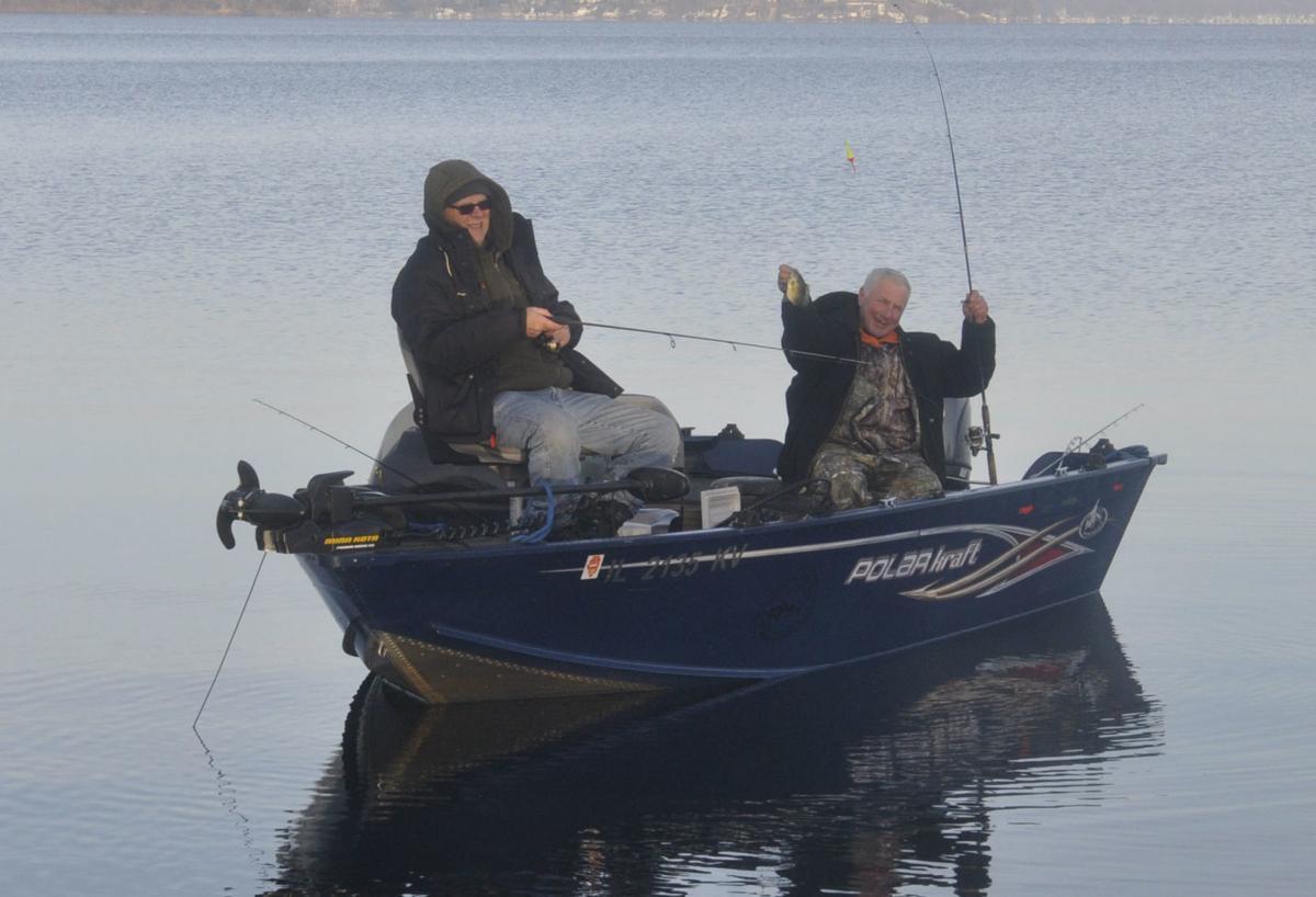 Fontana fishing 3