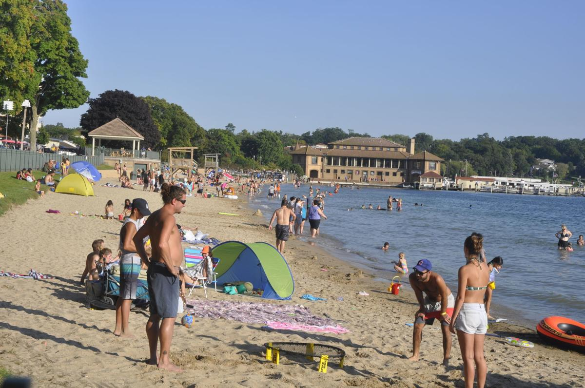 Lake Geneva aldermen have held off voting on an agreement with a beach app company