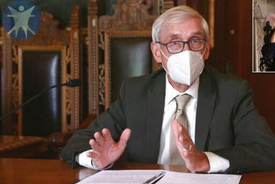 Tony Evers, generic file photo