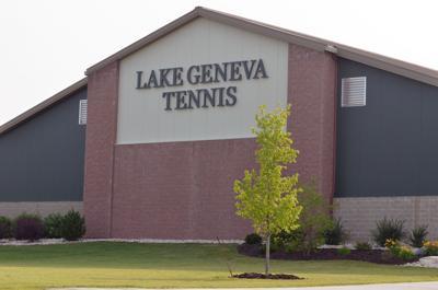 LG Tennis building