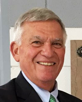 Jim Gottinger school superintendent