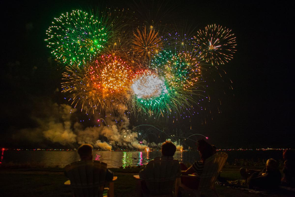 Driehaus fireworks