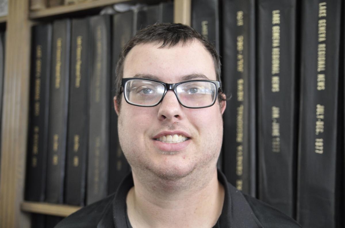 Daniel Schoettler new reporter