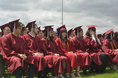 Badger High School graduation
