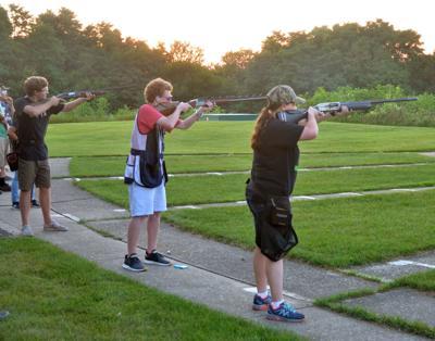 Trap shooting