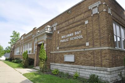 Williams Bay old elementary school building