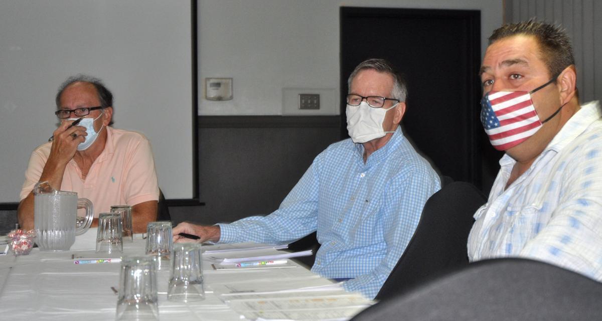 Lake Geneva Business Improvement District board members discuss