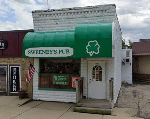 Sweeney's Pub in Walworth