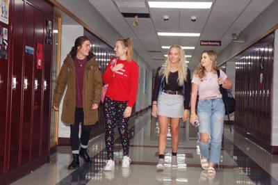 Big Foot High School Hope Squad group