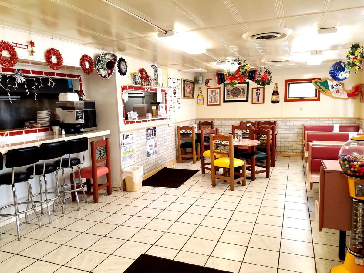 Panchos restaurant interior Genoa City