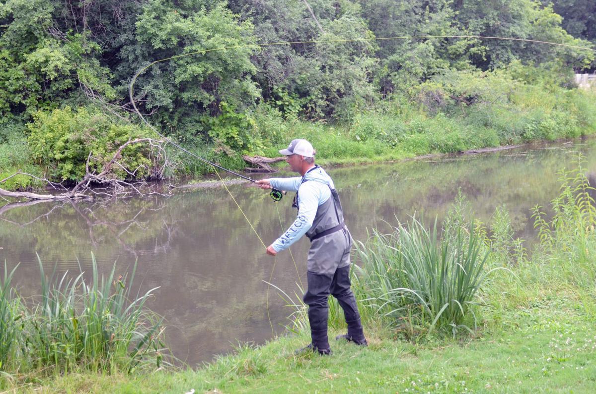 Kaider fishing