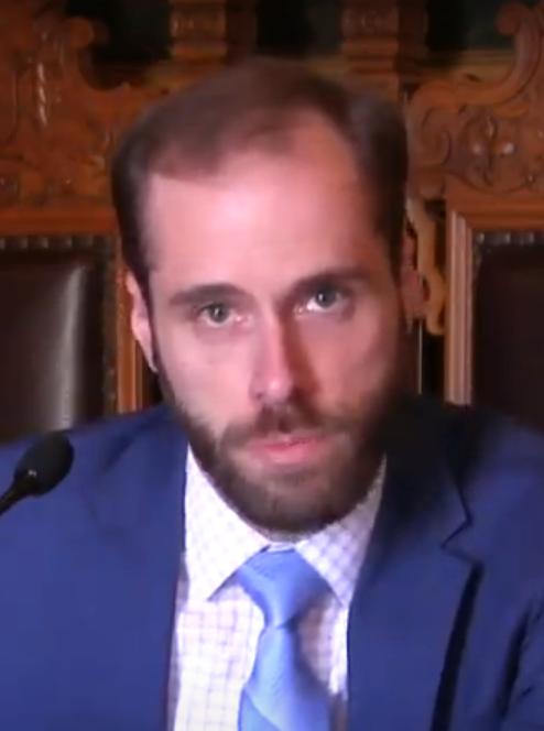 Ryan Nilsestuen, Gov. Tony Evers' legal counsel
