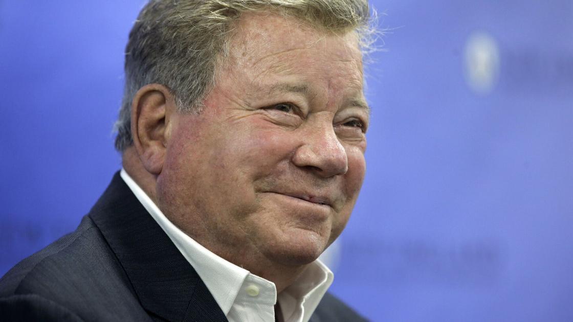William Shatner, aka Star Trek's Captain Kirk, is headed to space on a Blue Origin rocket - Lake Geneva Regional News