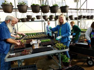 Walworth County master gardeners