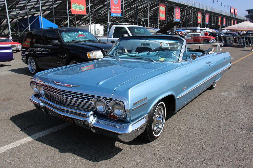1963 Chevrolet Impala free stock image