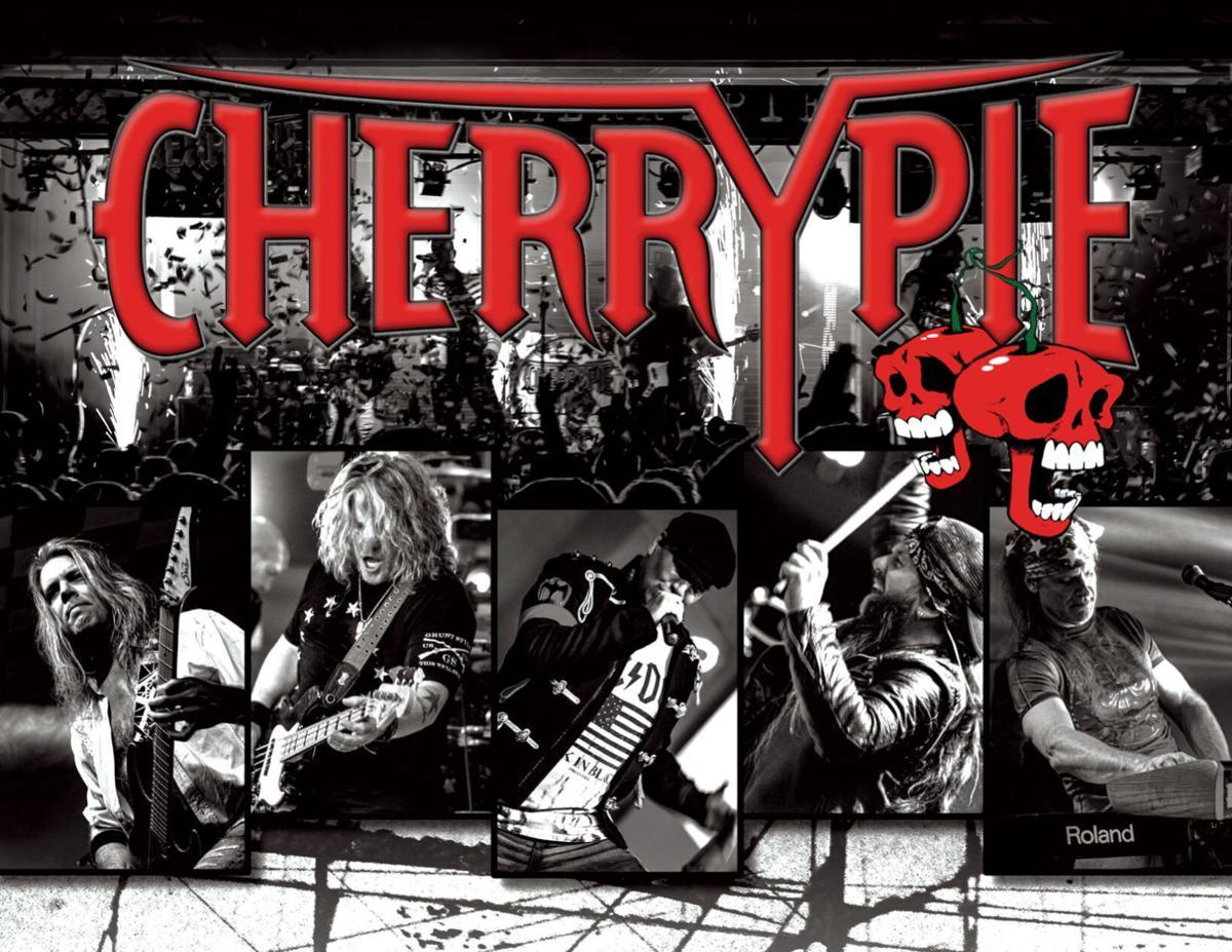 Cherry Pie promo graphic
