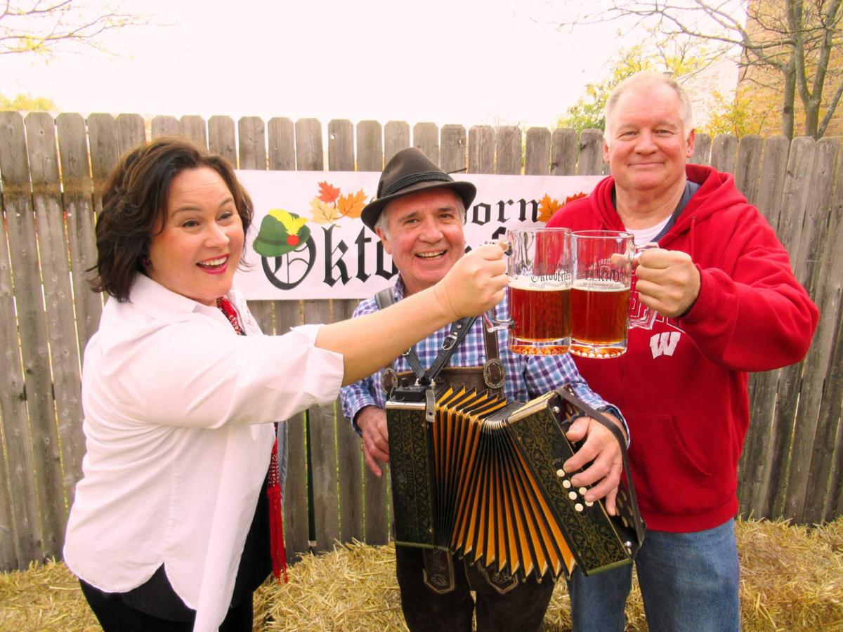 Stephanie Klett at Elkhorn Oktoberfest