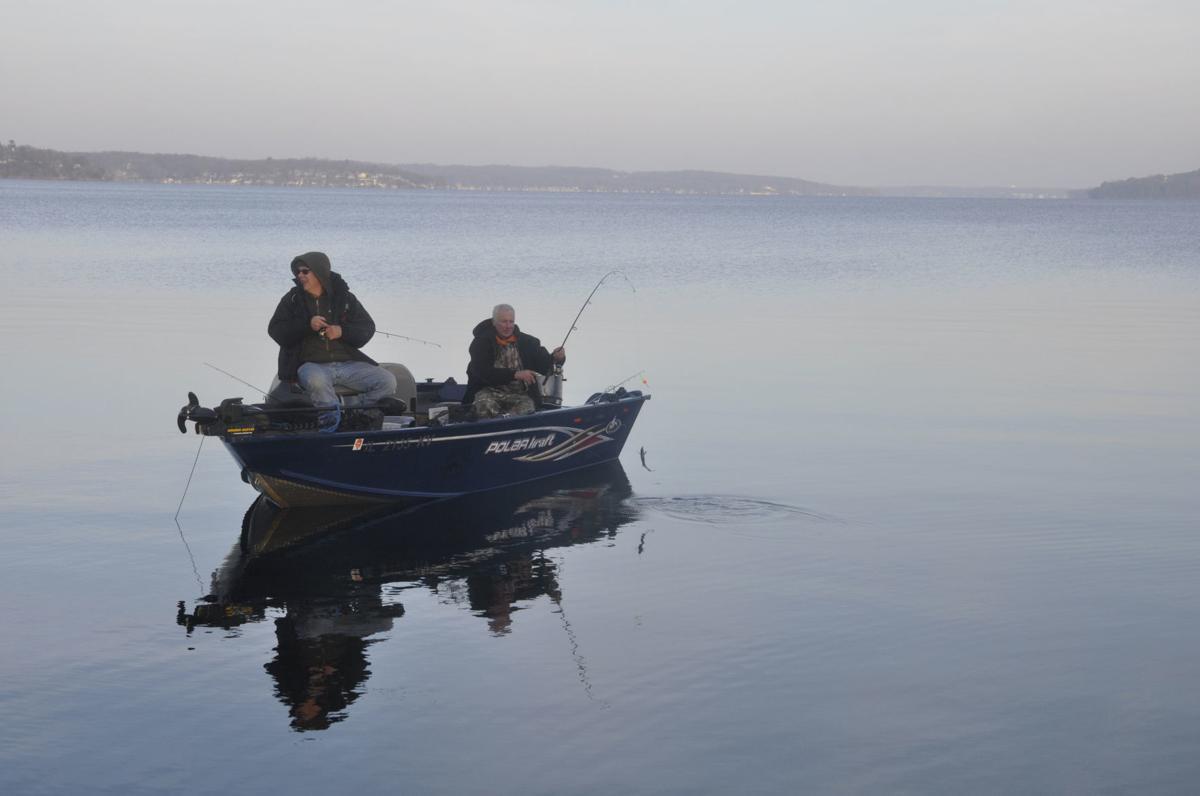 Fontana fishing 1.