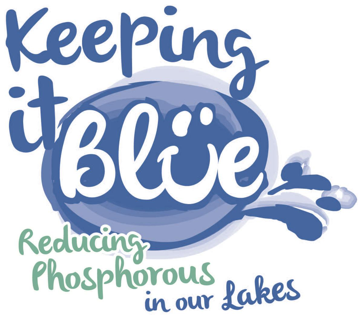 Keeping It Blue logo for guest columns