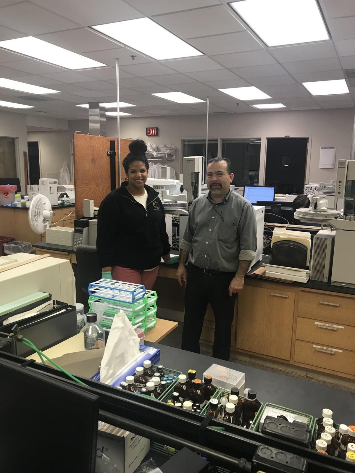 Milwaukee County medical examiner staff