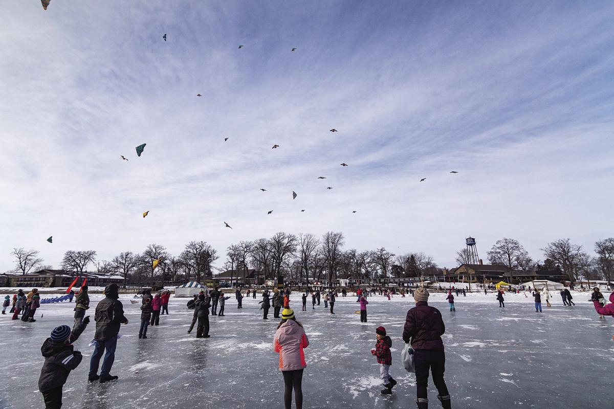 Sky Circus On Ice 2