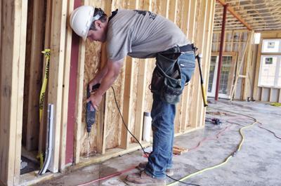 Aaron Bollmeier construction worker Fontana Boulevard