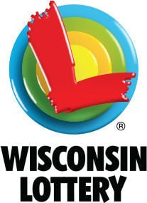 Wisconsin state lottery logo