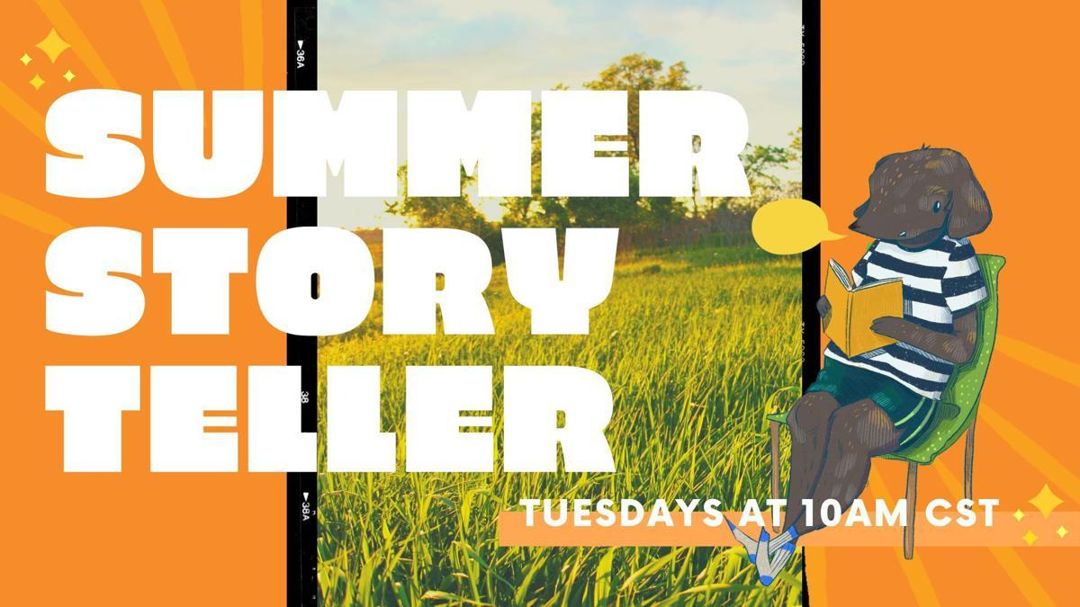 Summer Story Teller