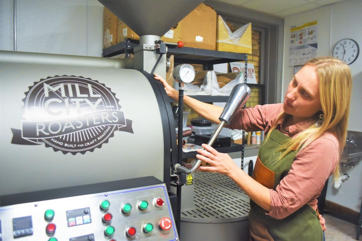 """A """"well-oiled"""" roaster"""