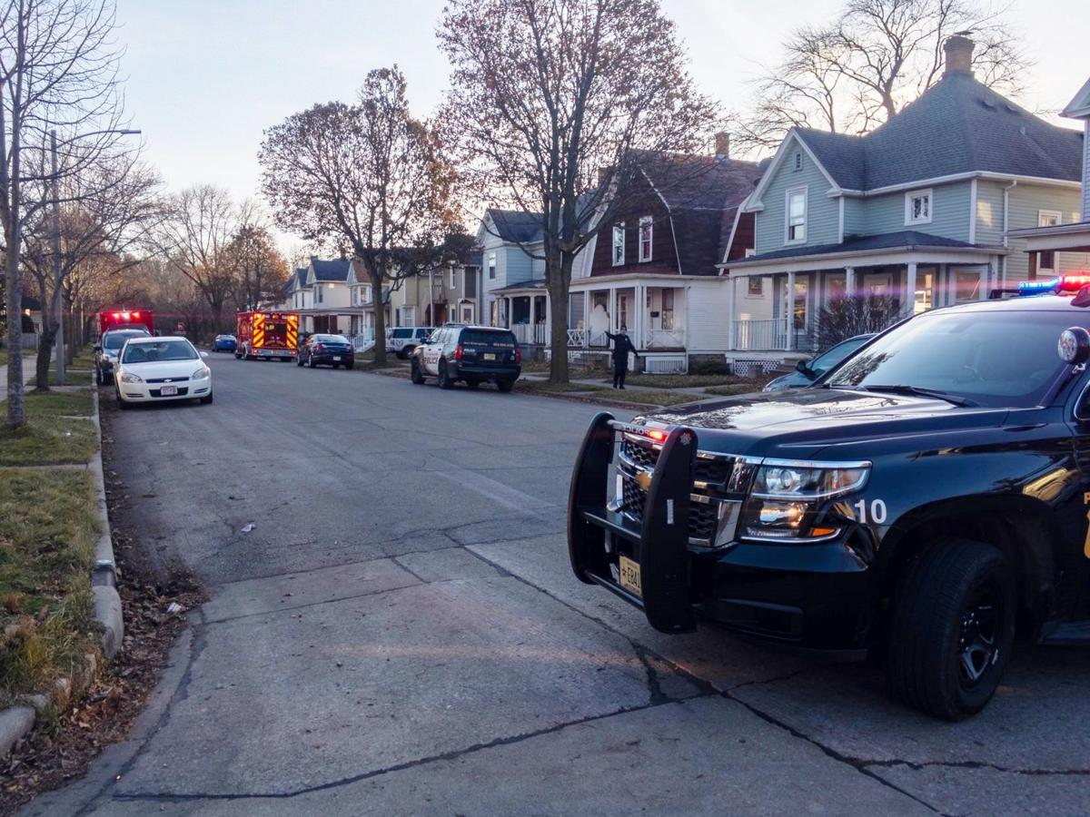 Homicide reported in the 1800 block of Villa Street
