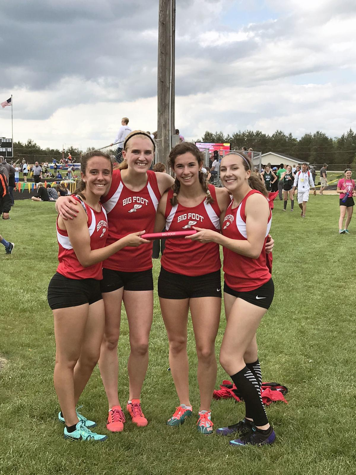 Chiefs State Title Relay 2016