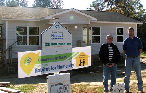 Marvelous Habitat Community Build Benefits From Complete Roofing Systems