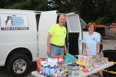 Second Harvest June food distribution July 17