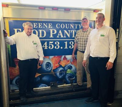Publix 'Feeding More Together' donates to Greene County Food Pantry