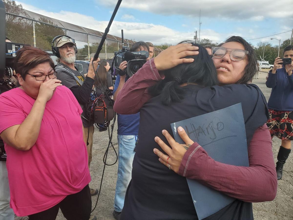 462 imprisoned Oklahomas released