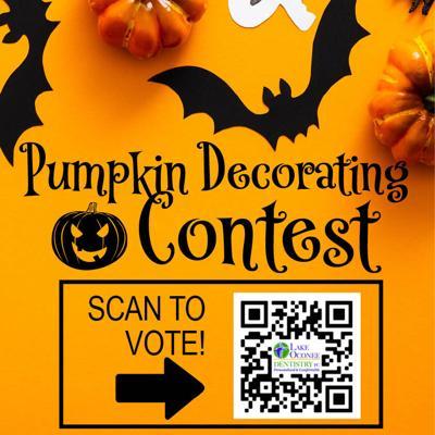 Pumpking Decorating Contest